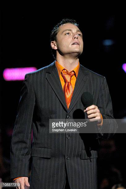 Tiziano Ferro during MTV Video Music Awards Latin America 2004 Show at Jackie Gleason Theater in Miami Florida United States