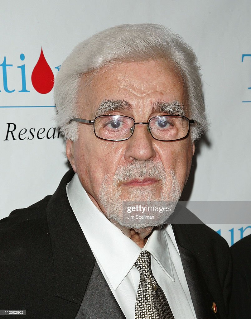 T.J.Martell arrives at the 32nd Annual T.J. Martell Foundation Gala at the New York Hilton and Towers On October 23, 2007 in New York City.