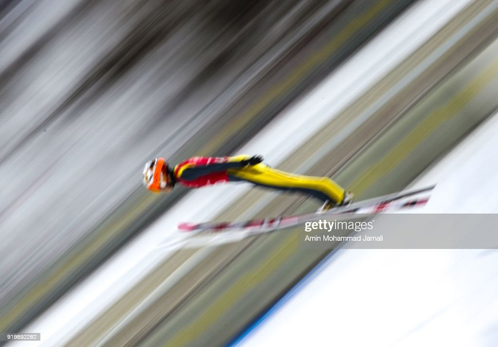 Ski Jumping - Winter Olympics Day 9 : News Photo