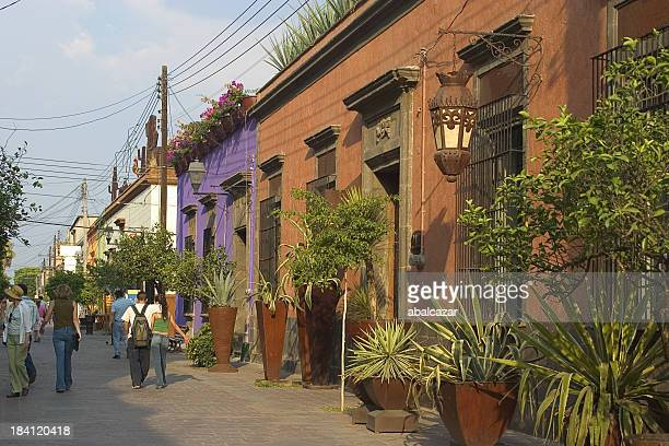 tlaquepaque - guadalajara mexico stock pictures, royalty-free photos & images