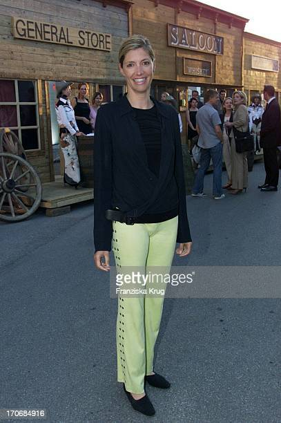 Tm 3 Chefin Prinzessin Christiane Zu Salm Beim Pro7 Dach Terrassenfest In München Am 040701
