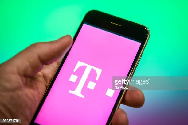 60 Top T Mobile Logo Pictures, Photos, & Images - Getty Images