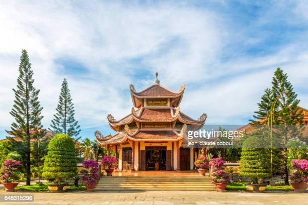 'Tịnh Ngọc Minh' Temple, in Binh Thuan province (vietnam)