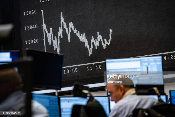 To 13 just four points below the previous closing record. Photographer: Peter Juelich/Bloomberg via Getty Images