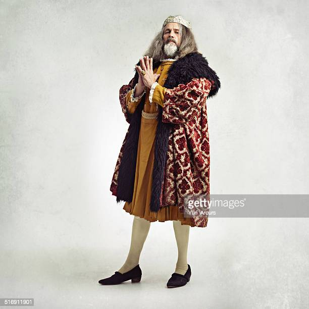 to be king, you must stay one step ahead of - period costume stock pictures, royalty-free photos & images