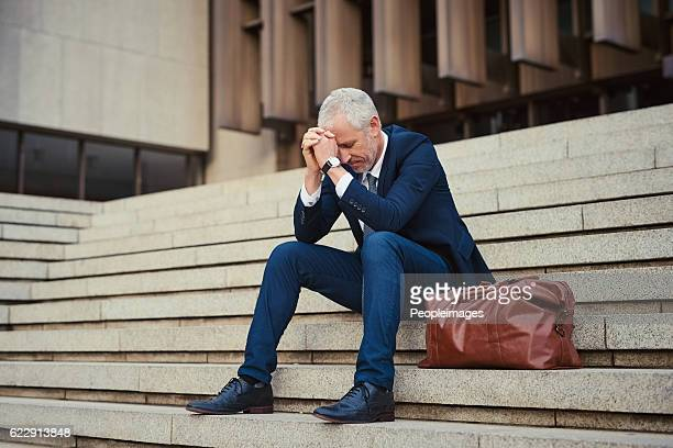 to be successful in business, you need to persevere - defeat stock photos and pictures