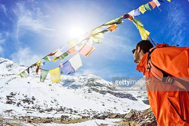 To conquer the mountain top
