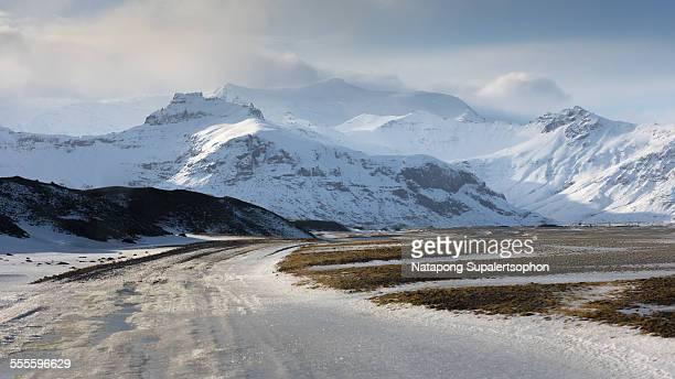 To glacier Iceland