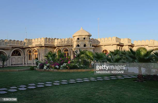 To go with AFP Story AfghanistanunrestlifestyleconstructionFEATURE by Ben Sheppard This picture taken on September 26 shows a general view of a new...