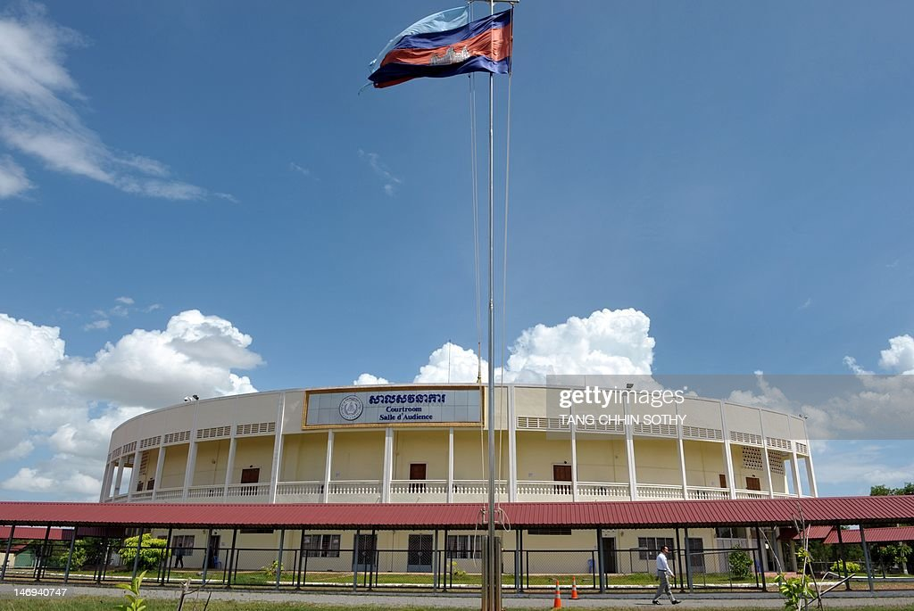 To go with AFP story: Cambodia-UN-trial, : News Photo