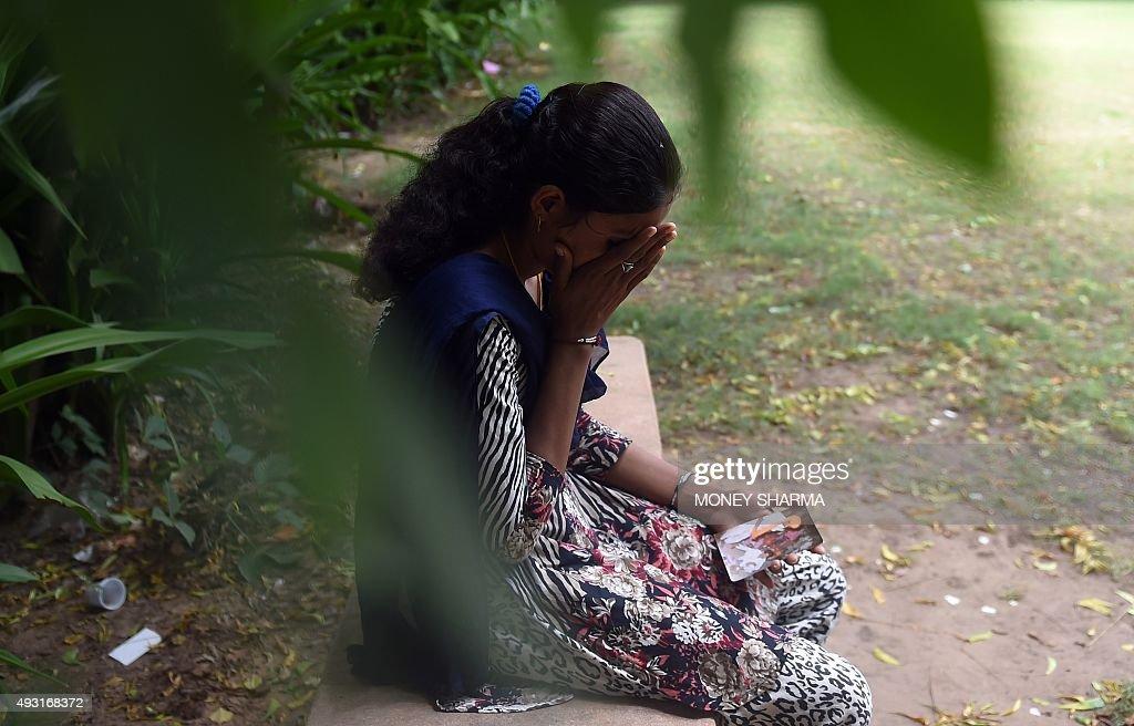 INDIA-MARRIAGE-CHILDREN-CRIME : News Photo