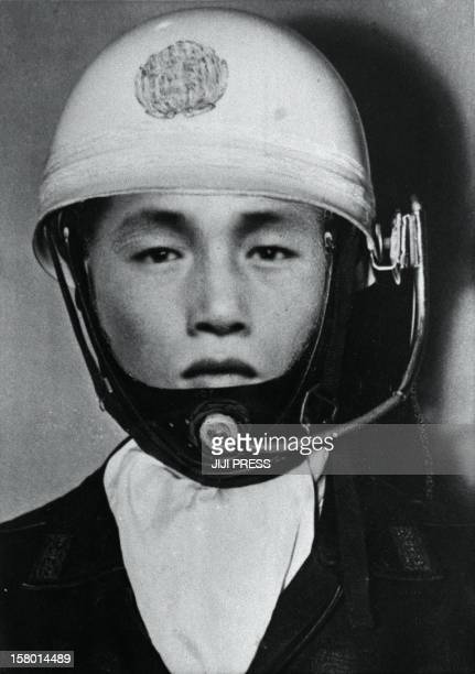 To go with JapancrimethefthistoryFOCUS by Shigemi Sato This picture released on December 21 1968 by police and quashed in 1974 shows a composite...