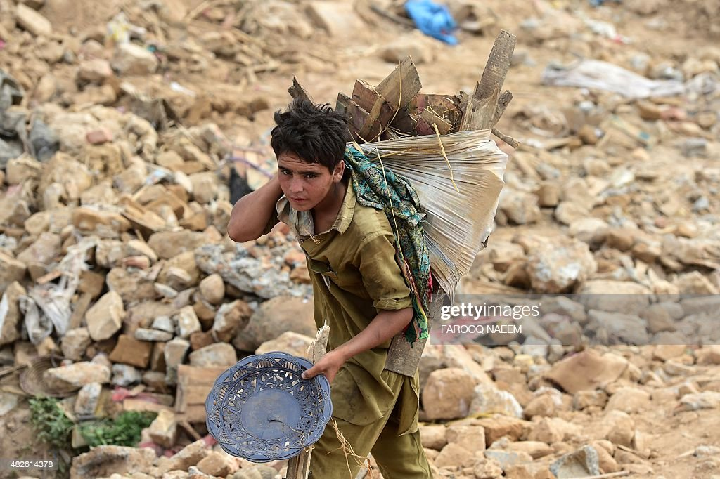 PAKISTAN-HOUSING-SOCIAL : News Photo