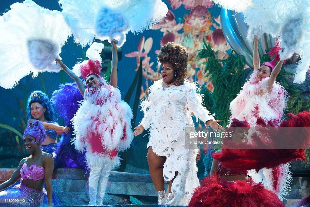 "ABC's ""The Little Mermaid Live!"" : News Photo"