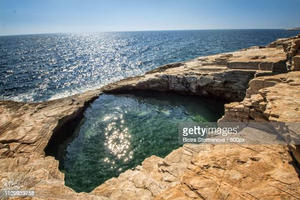 to look nature in the eye - thasos stock photos and pictures