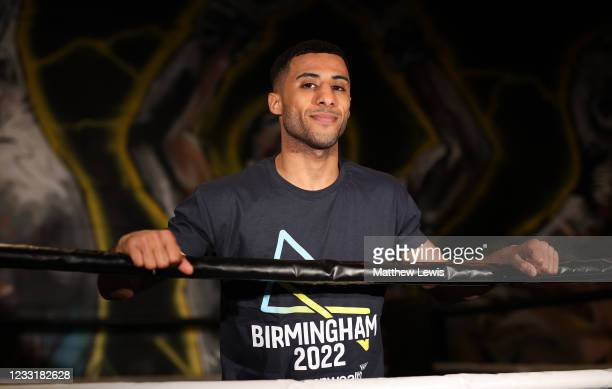 To mark the launch of volunteer applications for the Birmingham 2022 Commonwealth Games, Team England boxer and 2018 Commonwealth Games champion...
