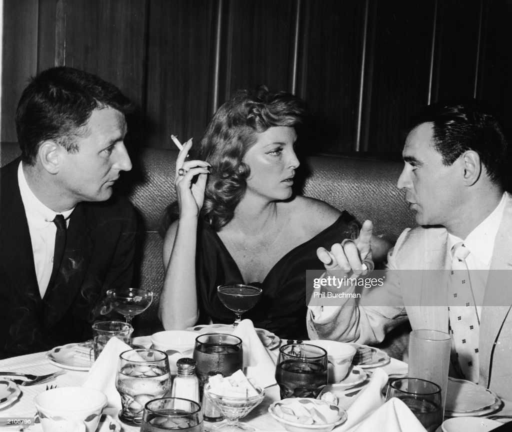 Troup, London, & Anthony At A Party : News Photo