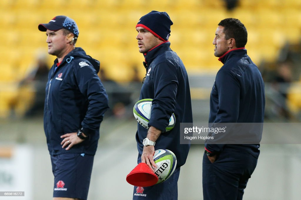 Super Rugby Rd 7 - Hurricanes v Waratahs