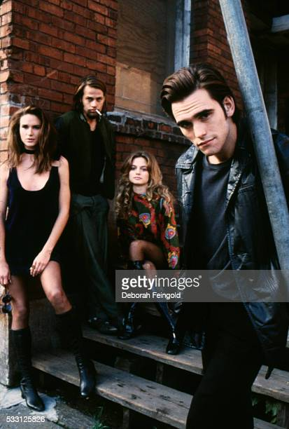 Kelly Lynch James LeGros Heather Graham and Matt Dillon
