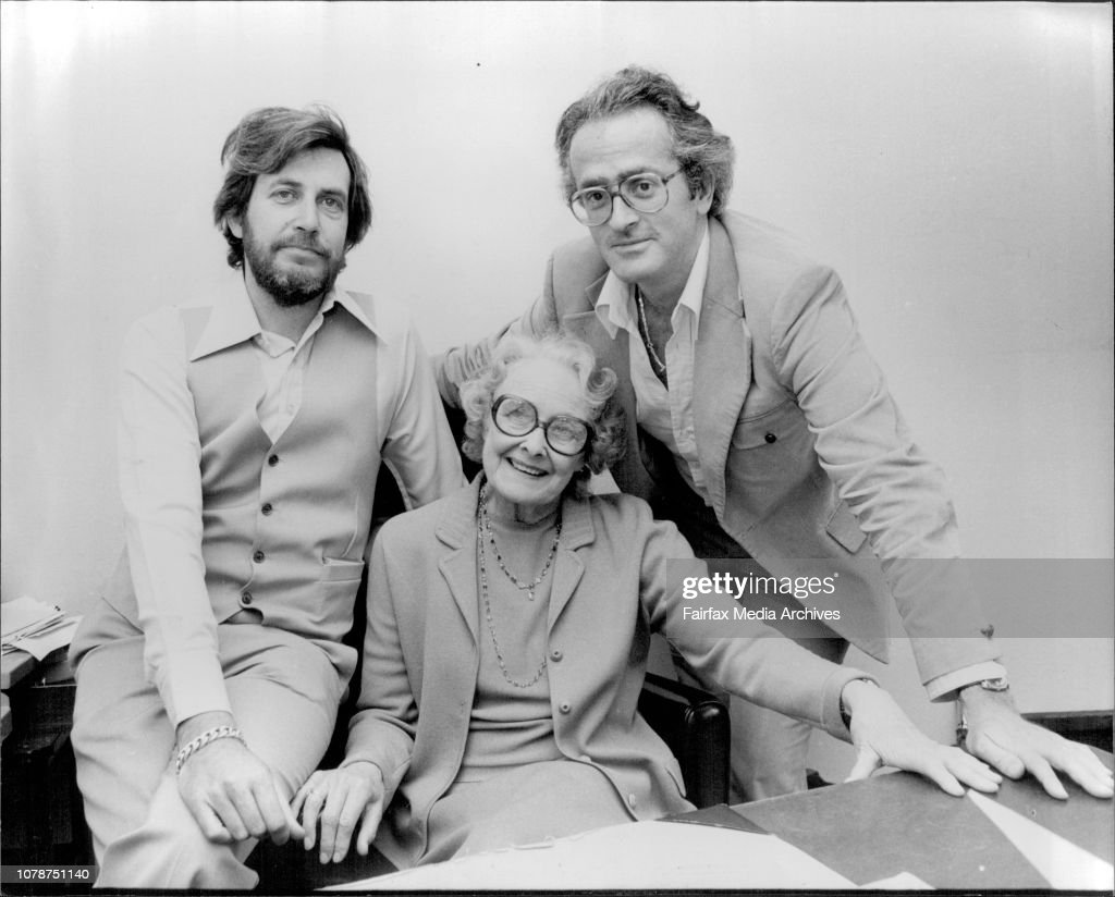 L to R Peter Williams, Queenie Ashton and Gary Penny. Peter ...