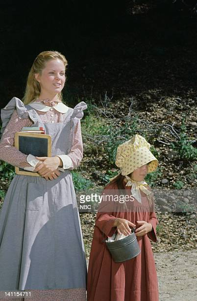 PRAIRIE To Run and Hide Episode 7 Pictured Melissa Sue Anderson as Mary Ingalls Lindsay Greenbush as Carrie Ingalls Photo by Ted Shepherd/NBCU Photo...