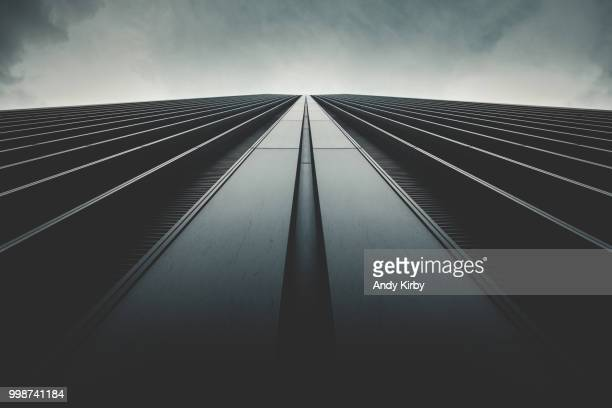to the point - skyscraper stock photos and pictures