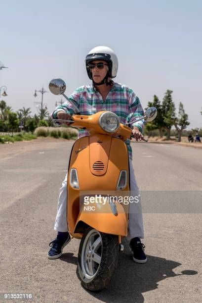 NEVER 'To the Sahara and Back' Episode 208 Pictured Henry Winkler