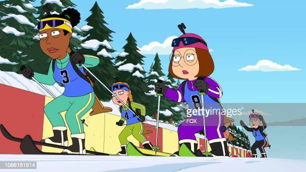 To the surprise of all the Griffins Meg makes the US Olympic team as a biathlete and competes in the Winter Olympics in the allnew The Griffin Winter...