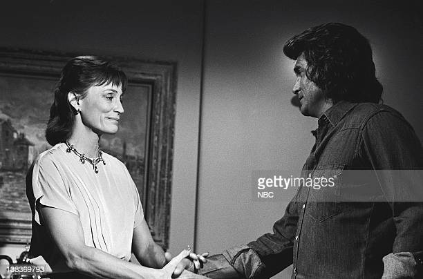 HEAVEN To Touch the Moon Episode 3 Pictured Carrie Snodgress as Evelyn Nealy Michael Landon as Jonathan Smith
