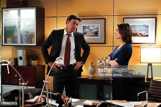 To What End FBI Agent Russ Josephson and exwife Det Josephine Jo Danville on CSINY scheduled to air Friday Jan 7 on the CBS Television Network