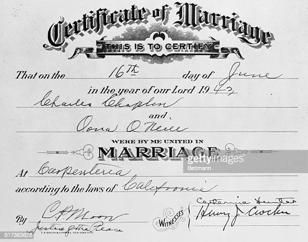 World S Best Marriage Certificate Stock Pictures Photos