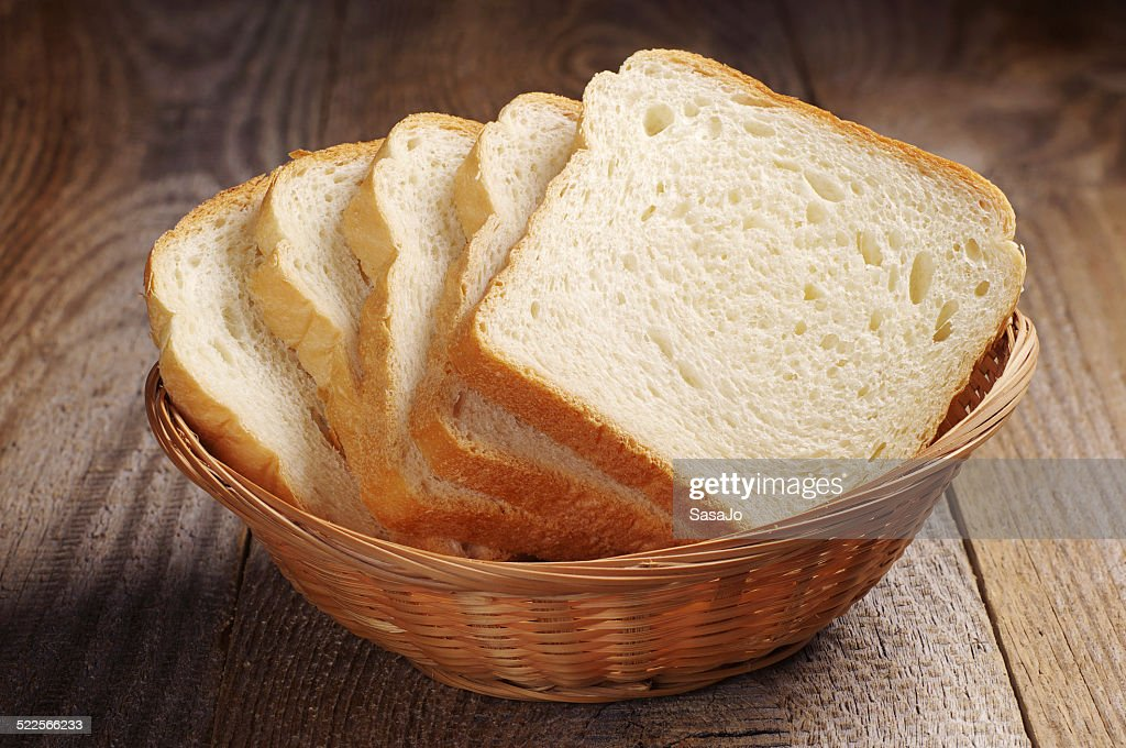 Toast bread : Stock Photo