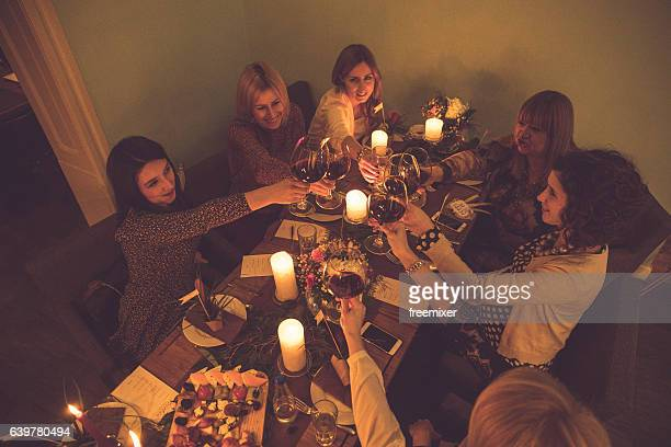 Toast for women all over the world