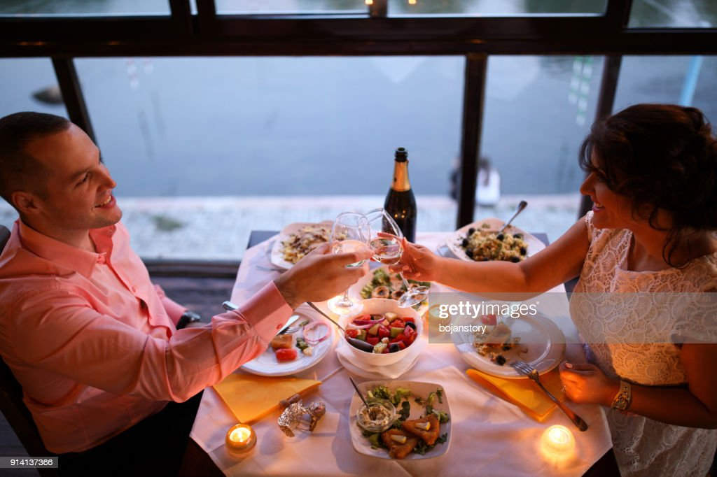 Toast to our love : Stock Photo