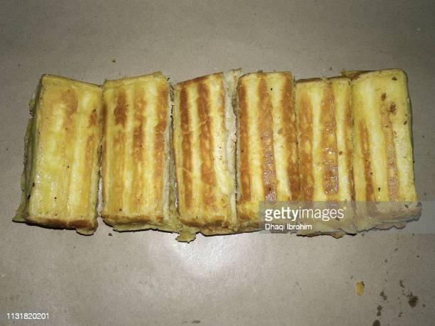 Toasted Bread (Roti Bakar)