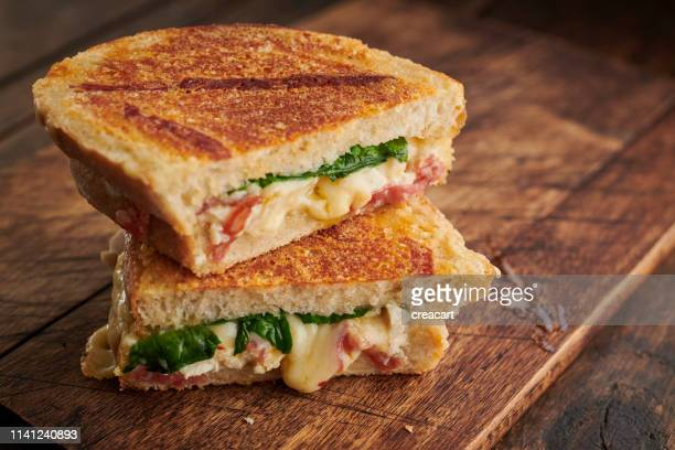 1 068 Toasted Sandwich Photos And Premium High Res Pictures Getty Images