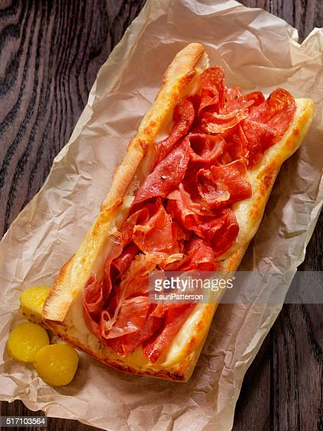 Toasted Italian Sandwich