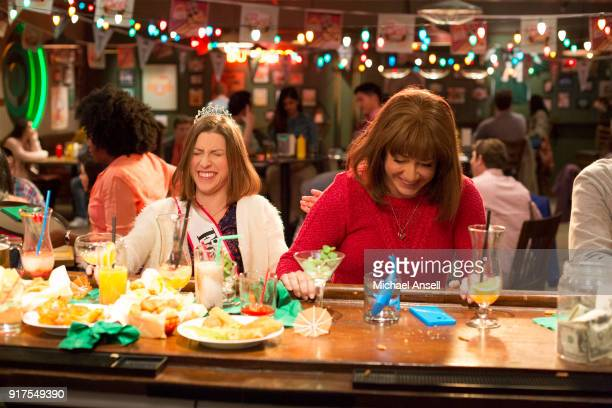 THE MIDDLE 'Toasted' Things don't go as smoothly as planned for the Hecks when Frankie helps Sue celebrate her 21st birthday by taking her to a bar...