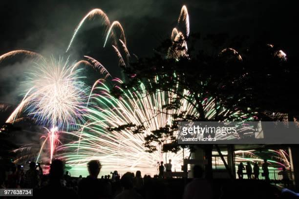 Toba Fireworks