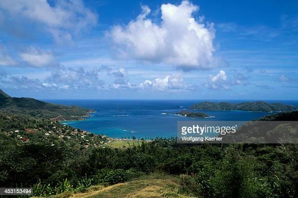 Tobago, View Of Speyside.