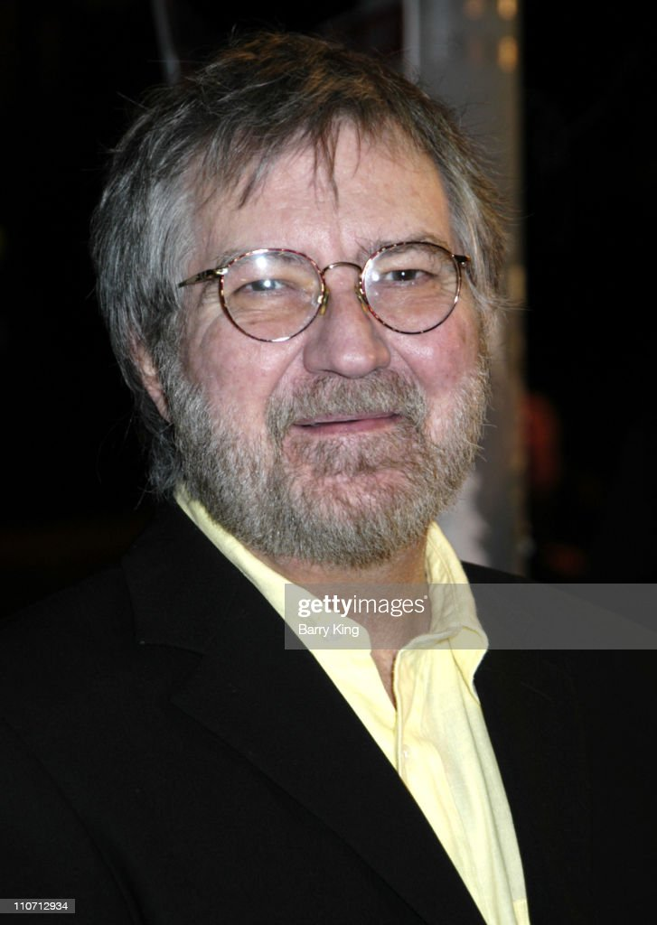 Tobe Hooper during 'Stephen King's Riding The Bullet' World Premiere - Red Carpet at Westwood Crest Theatre in Westwood, California, United States.