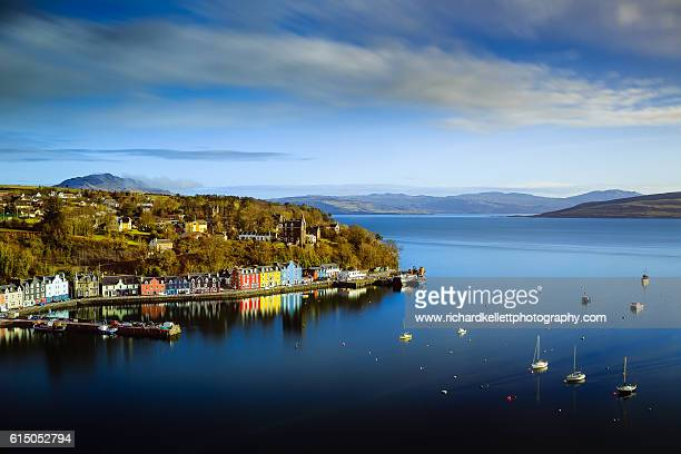 Tobermory View. Isle of Mull. Scotland