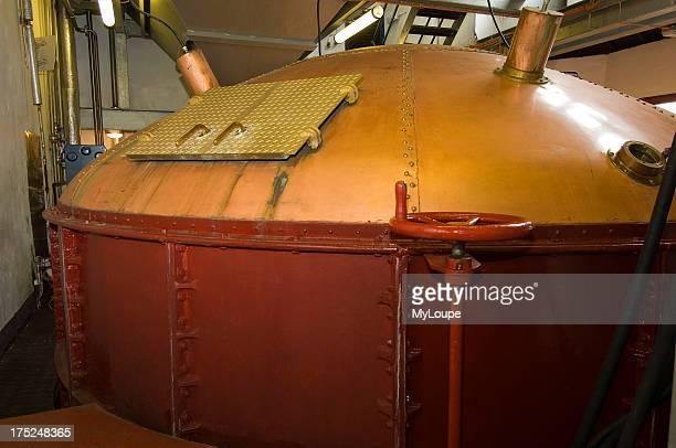 Tobermory Whisky distillery Isle of Mull Scotland UK