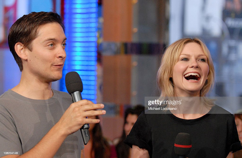 "The Cast of ""Spider-Man 3"" Visits MTV's ""TRL"" - May 1, 2007"