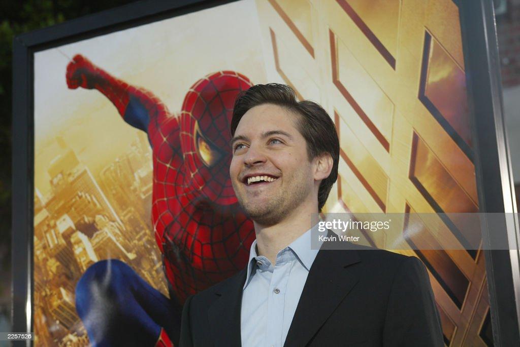 Spider-Man premiere : ニュース写真
