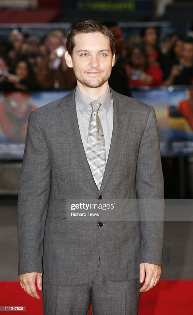 """Spider-Man 3"" London Premiere - Red Carpet"
