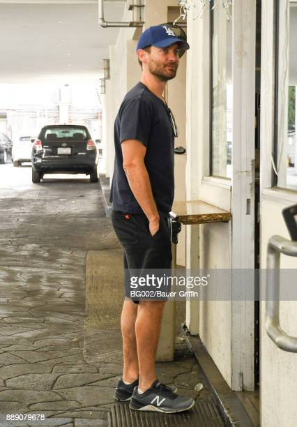 Tobey Maguire is seen on December 09 2017 in Los Angeles California