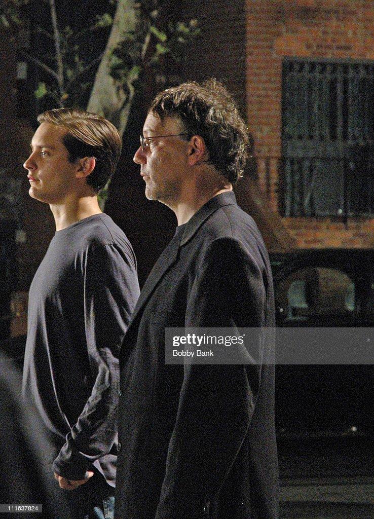"""Spider-Man 3"" On Location in Brooklyn, New York - June 22, 2006"