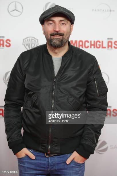 Tobi Baumann attends the premiere of 'Vielmachglas' at Cinedom on March 5 2018 in Cologne Germany