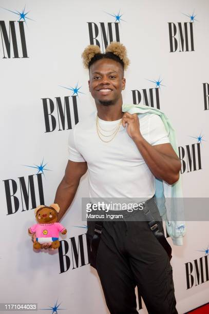 Tobi Lou attends the 2019 BMI RB/HipHop Awards on August 29 2019 in Sandy Springs Georgia